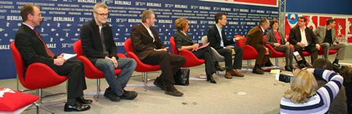 Berlinale Startpressekonferenz