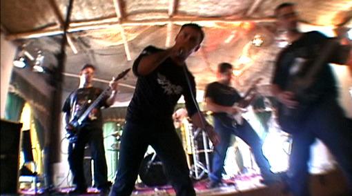 Heavy Metal in Baghdad - Die Band Acrassicauda Foto:Berlinale