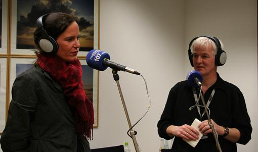 Andrea Kreuzhage und Ulf Engelmayer im Interview Foto: Jutta Engelmayer