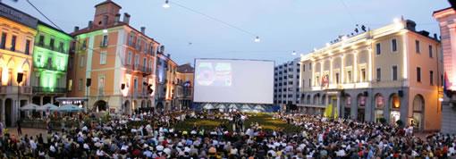 Piazza Grande in Locarno ®Filmfestival Locarno