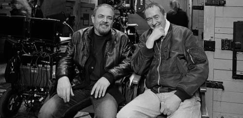 Uli Edel und Bernd Eichinger - Foto: Constantinfilm