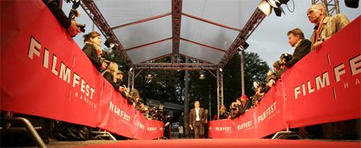 Roter Teppich Foto: Filmfest Hamburg
