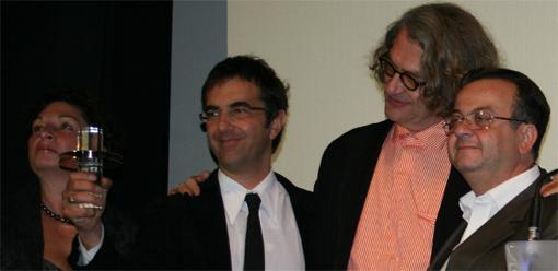 Preisverleihung Douglas-Sirk-Preis 2008 (c) Jutta Engelmayer