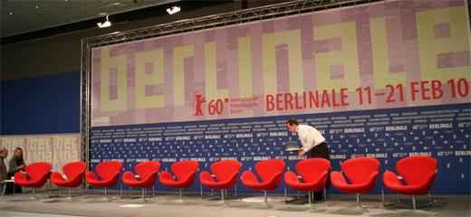 Berlinale Pressekonferenz